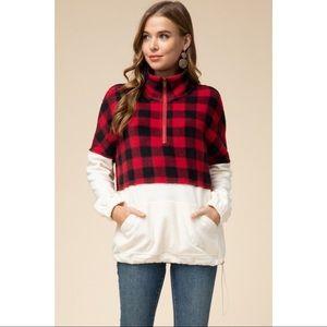 Buffalo Check Pullover